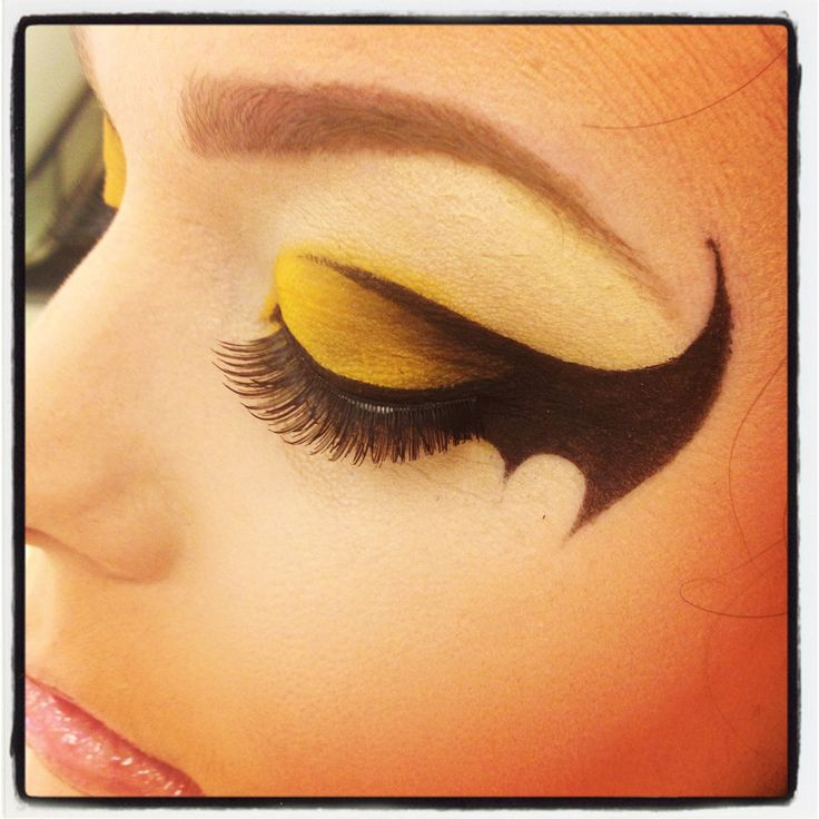 I would Def have this make up done to me