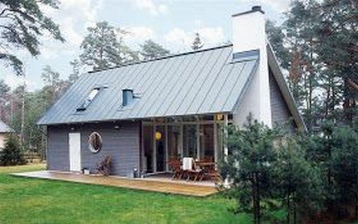 50+ Scandinavian House Exterior Design_22 | Exterior Design Inspiration |  Pinterest | House Exterior Design, Scandinavian House And Exterior Design