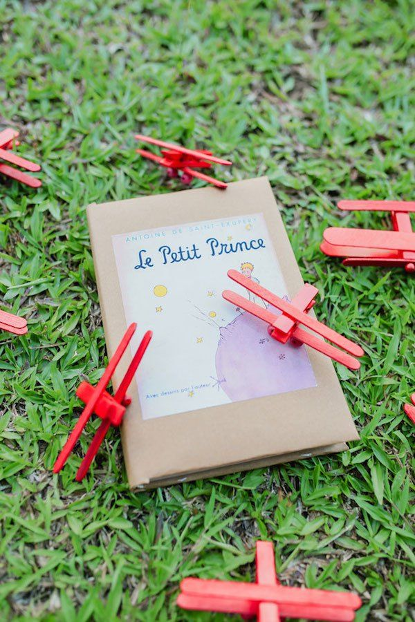 The Little Prince Boy Party | Philippines Children's Party Blog