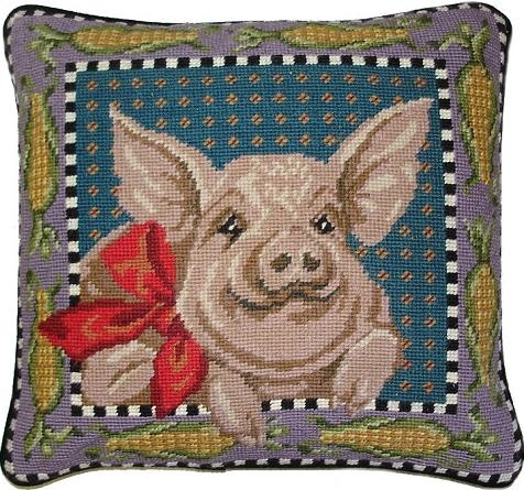 Farm Animal Throw Pillows : farm animal pillows - Google Search PILLOWS/Softies - Cows Sheep Goats Pigs Pinterest ...