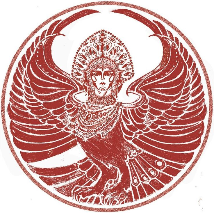 Валерия  - Райская птица Сирин