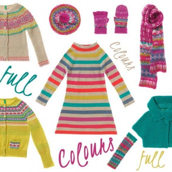 Benetton niños invierno 2013 e1357303146794 Benetton niños invierno 2013: lo que no te puedes perder 1