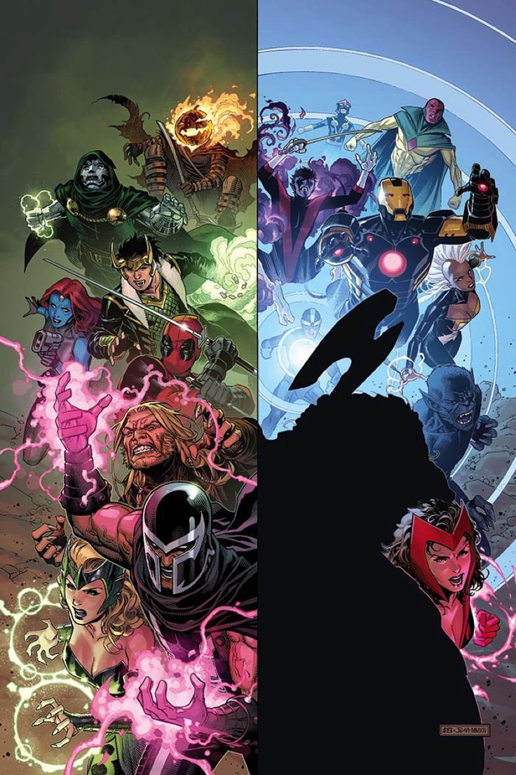 AVENGERS & X-MEN: AXIS #3 (OF 9) RICK REMENDER (W) • LEINIL FRANCIS YU (A) Cover by JIM CHEUNG ACT I: THE RED SUPREMACY • With the heroes lost, the world's fate lies in the hands of the vilest syndicate known to man. • Scarlet Witch is forced to join Dr. Doom, the man who unleashed her power to cause M-Day, or she will watch those she loves most die. • The return of one of the Marvel Universe's great villains! 32 PGS./Rated T+ …$3.99