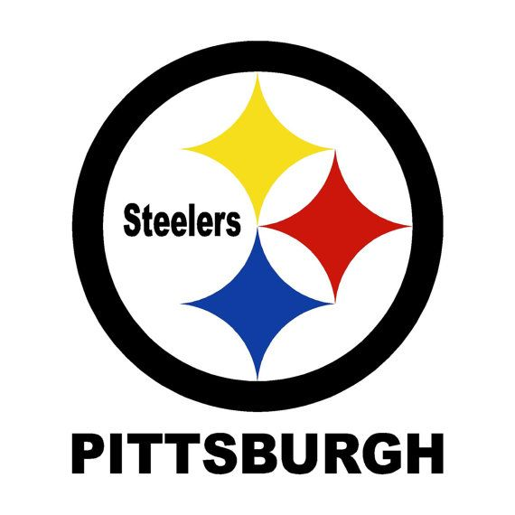 Pittsburgh Steelers Cornhole Decals by LifeExpressionsVinyl