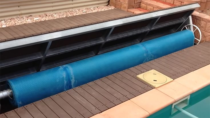Best Pool Covers For Above Ground Pools Cool Pools Round Above Ground Pool Pool Cover