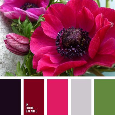 Цветовая палитра №2557 | IN COLOR BALANCE