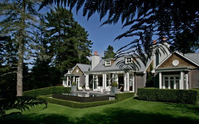 Inside New Zealand's luxury Huka Lodge - Vogue Living
