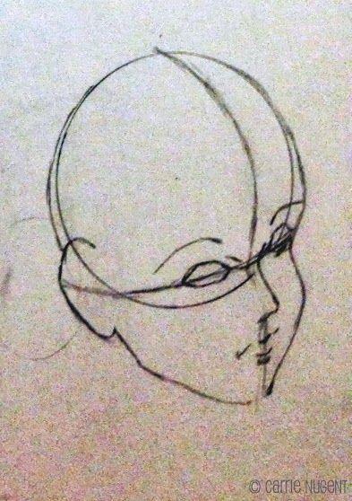 how to draw the hock eye ssuperhero