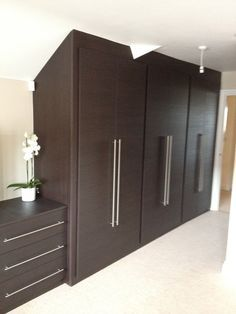 Image result for bedroom built in wardrobe designs