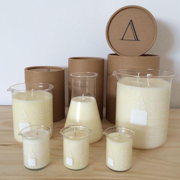 ALCHEMY PRODUX 50g Set Natural Soy Wax Candle | 15hrs each| dosombre.com