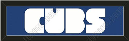 Chicago Cubs Memory Mats Are Mat Boards Stenciled & Cut With Team Name Or Your Name / Text-To Insert Your Photos/Cards-Please Go Through Description & Mention In Gift Message The Option You Choose Art and More, Davenport, IA http://www.amazon.com/dp/B00LQE8Y2K/ref=cm_sw_r_pi_dp_lvZCub03MXSSP