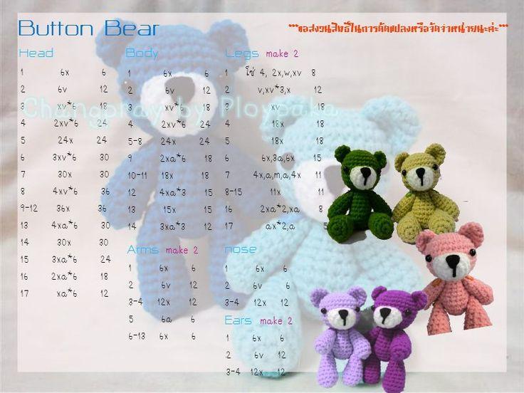::Changpray ตุ๊กตาถักไหมพรม::