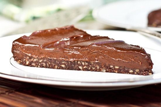 Chilled Double Chocolate Torte: The No-Bake Version — Oh She Glows