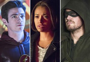 FALL TV PREVIEW The CW Sets Fall Premiere Dates forVampire Diaries, Flash, Arrowand More