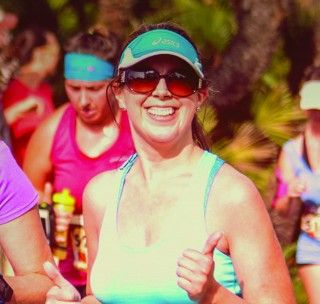 How to train for a marathon with a busy schedule from Women's Running Magazine.