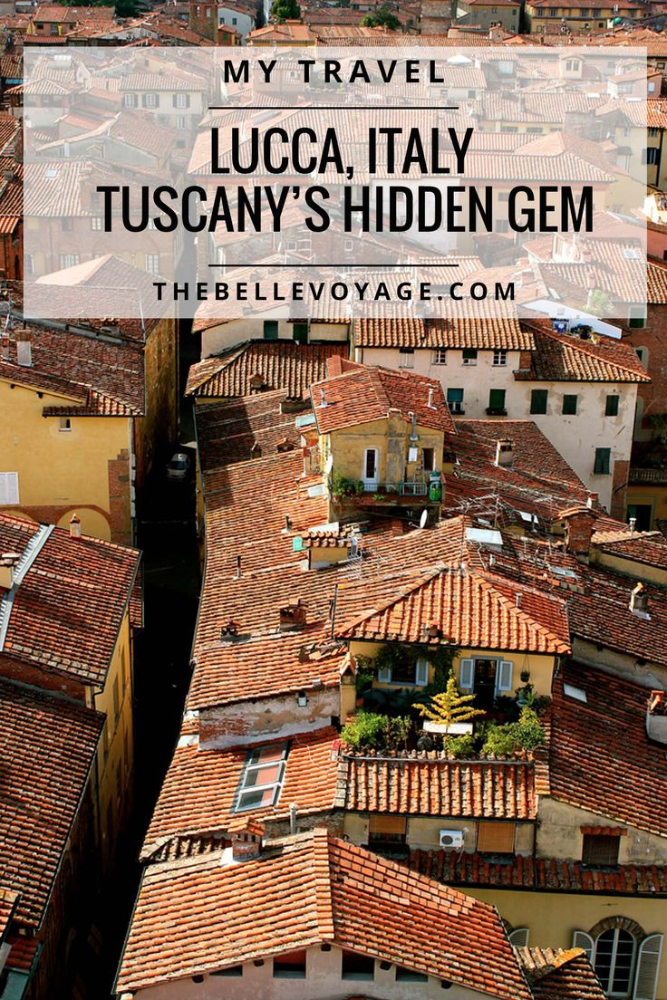 Destination: A Week in Lucca, Italy | The Belle Voyage