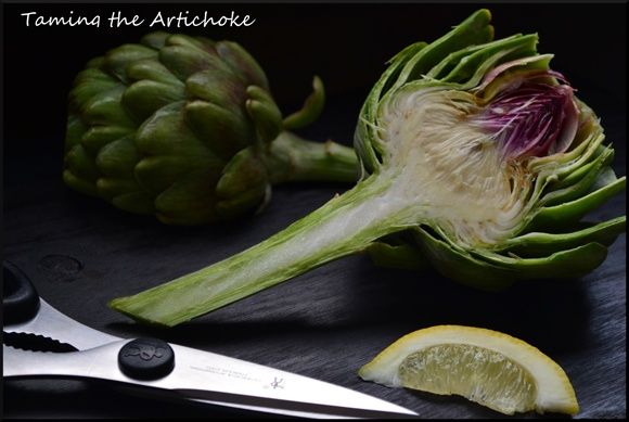 Everything you ever wanted to know about artichokes!  Taming The Artichoke!: Education Post, Foodies Friends, Artichokes Tutorials, Kitchens Food, Ardently Epicure, Recipese Foodies, Food Cooking Kitchens, Artichokes Magicalspic, Food Tips Tam