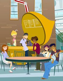 6teen. I can not believe I forgot about this show! I loved it!