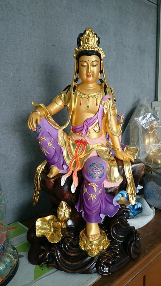 Kuan Yin, Goddes of Mercy