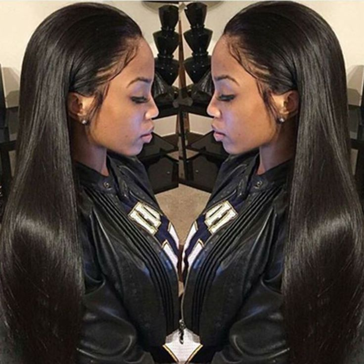 250% Density Lace Front Human Hair Wigs Peruvian Virgin Hair Front Lace Wigs Straight Full Lace Human Hair Wigs For Black Women -- Click the VISIT button to find out more