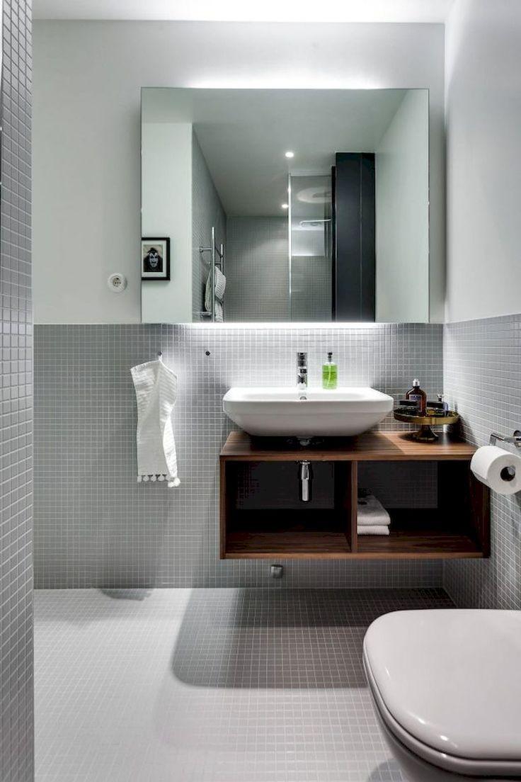 60 Scandinavian Bathroom Design Ideas To Inspire You