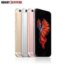 Novo original desbloqueado selado iphone 6 s, iphone 6 s plus, telefone móvel 2 gb de ram, ROM 16 GB 64 GB, 128 GB, GSM WCDMA, LTE, câmera de 12MP(China (Mainland))
