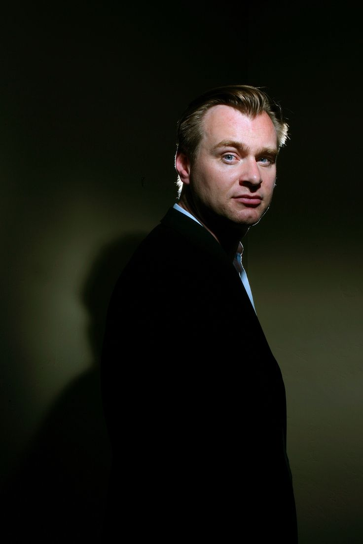 Christopher Nolan: Inception, Batman Begins, The Dark Knight, The Dark Knight Rises, and very soon, Superman. My emotions, y'all.