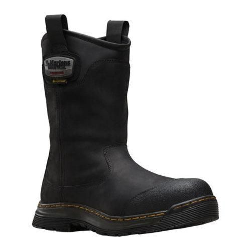 Men's Dr. Martens Rush EH Safety Toe Waterproof Rigger Boot Connection Waterproof