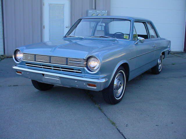 1965 Amc American 2 Door Sedan Flat 6 Motor Classic Car Garage Amc American Motors