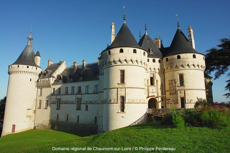 Château de Chaumont-sur-Loire #voyage #france #loire #centre http://www.flowersway.com/visite/chateau-de-chaumont-sur-loire-211