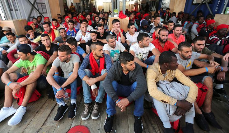 Europe's migrant crisis was suspended, not solved, in 2015. Now it's back ...