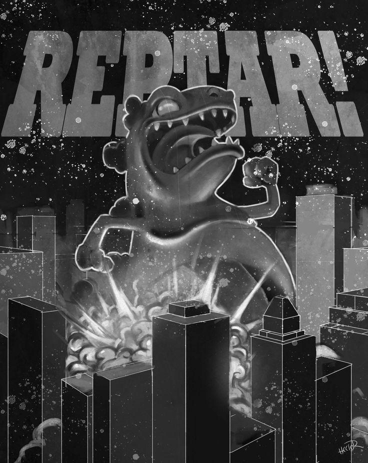 I am Reptar!!