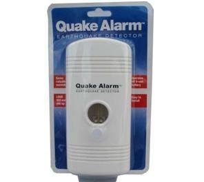 EARTHQUAKE ALARM - EARTHQUAKE DETECTOR QUAKE ALARM