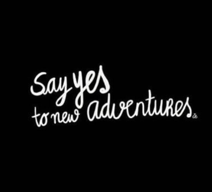 Say YES to new Adventures! Travel the world, meet a new person, start a new hobby... beachvolleyballLuSim (@beachLuSim) | Twitter