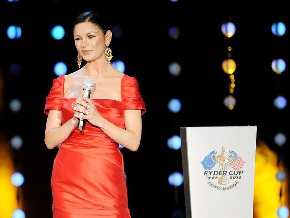 Super Model Catherine Zeta Jones