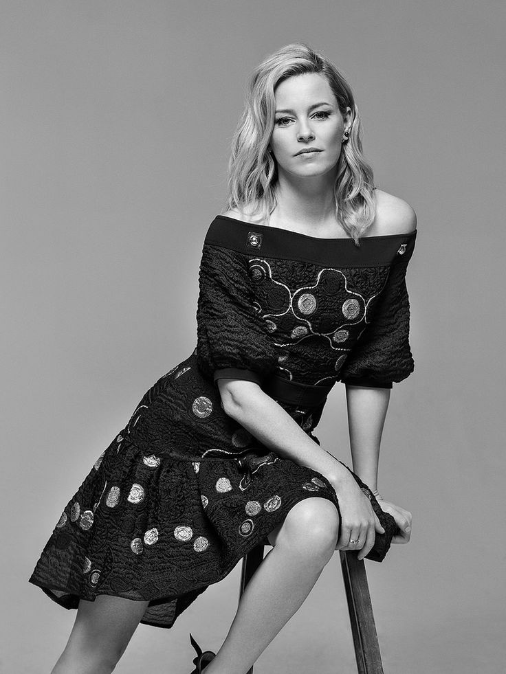 Элизабет Бэнкс — Фотосессия для «Variety» 2015 – 1