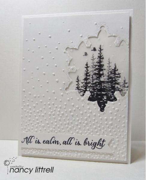 SU Wonderland by nancy littrell - Cards and Paper Crafts at Splitcoaststampers