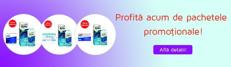 Descopera produsele la promotie pe www.medlens.ro!