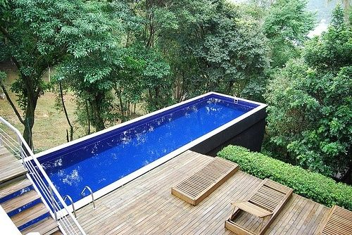 lap pool idea house project pinterest swimming pool