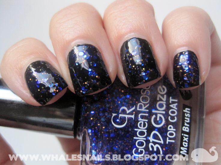 Esmalte de uñas Jolly Jewels azul-morado