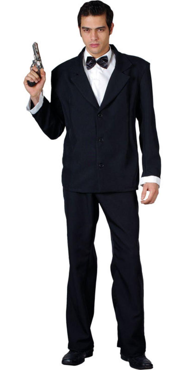 james bond costume - maison design - apsip