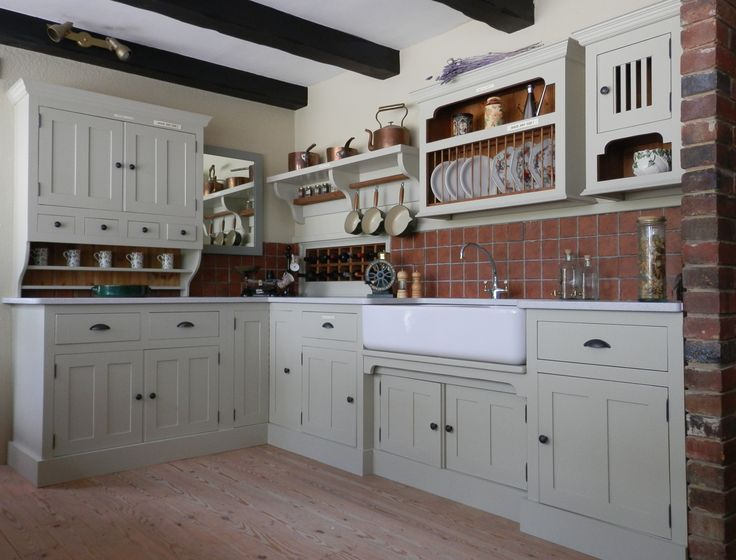 Fitted And Freestanding Kitchen Furniture From John