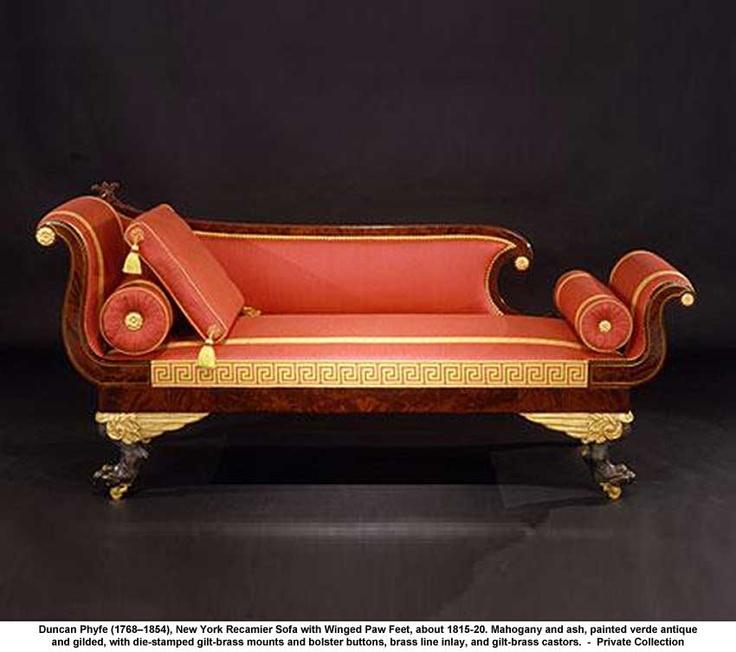 Antique Sofa Duncan Phyfe: 8 Best Duncan Phyfe Sofa Ideas Images On Pinterest
