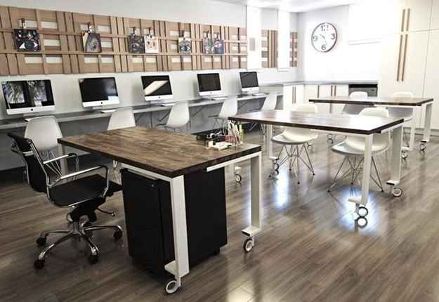 My dream classroom: A Mid-Century Inspired Classroom | 30 Epic Examples Of Inspirational Classroom Decor