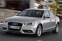 Audi A4 -- The Audi A4 is the mainstay of Audi's range. The A4 model range consists of five variants, from the humble 1.8 TFSI petrol motor to the sportscar-quick A4 3.2 FSI quattro. Of course, it's the 2.0-litre TDI diesel which is most popular, but for a laugh you have the option of a 3.0-litre diesel as well, which has such enormous torque that it could probably tow a bus. #Audi #A4 #AudiA4