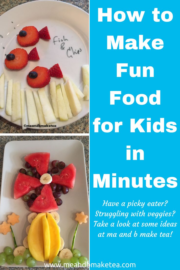447 Best Fun Food For Children And Toddlers Images On Pinterest