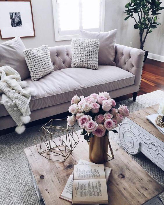 Die besten 25+ Samt Ideen auf Pinterest Samtstühlen, Samt Blazer - wohnzimmer grau rosa