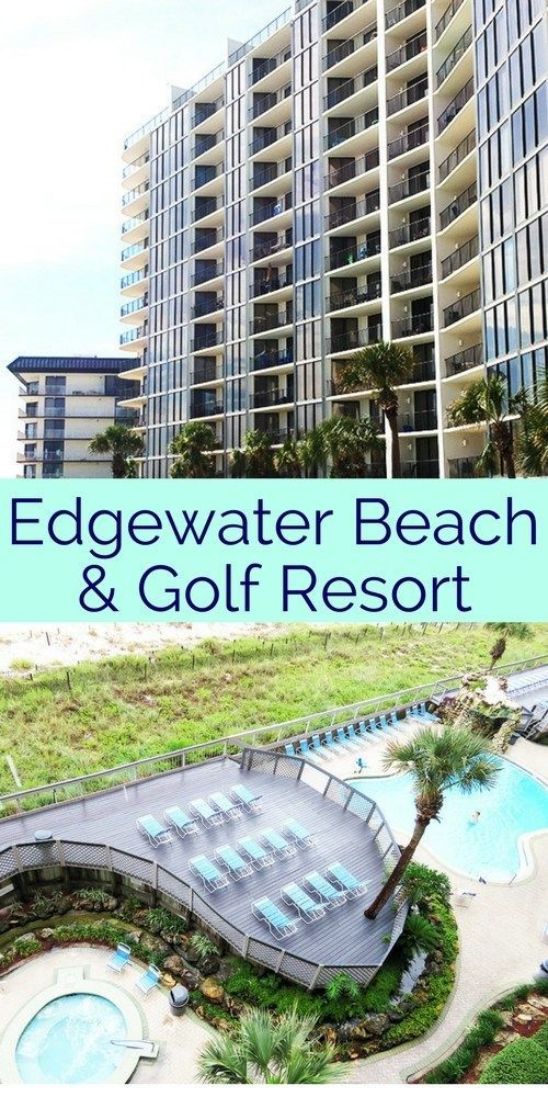 Looking for a great vacation spot? We recently visited Edgewater Beach & Golf Resort in Panama City Beach and had the best experience! Check out pictures, video and more information!