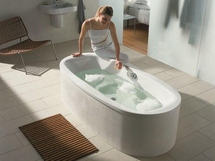 Más de 1000 ideas sobre bañera independiente en pinterest ...