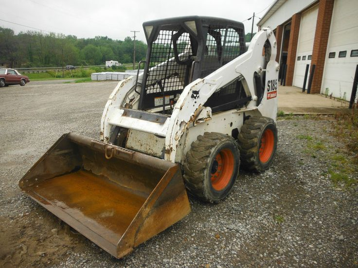 bobcat s185 turbo service manual